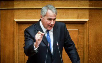 Μάκης Βορίδης στην Βουλή