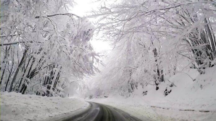 χιόνια στην Φλώρινα