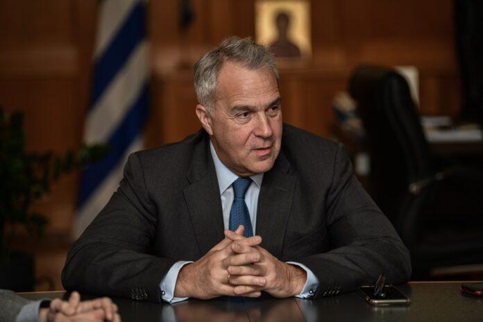 Νέος υπουργός Εσωτερικών ο Μάκης Βορίδης