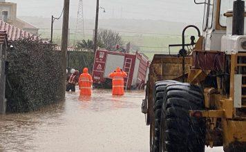 Αλεξανδρούπολη, πλημμύρες