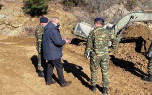 Στυλιανίδης, στρατός