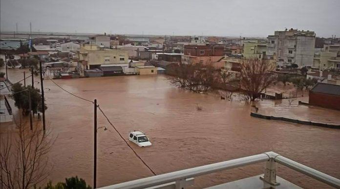 πλημμύρες, αλεξανδρούπολη