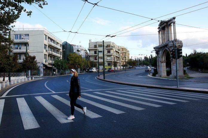 Lockdown στην Αθήνα