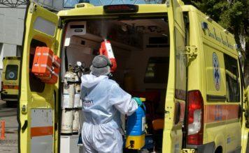 σύσκεψη ΕΚΑΒ για τις εισαγωγές στα νοσοκομεία