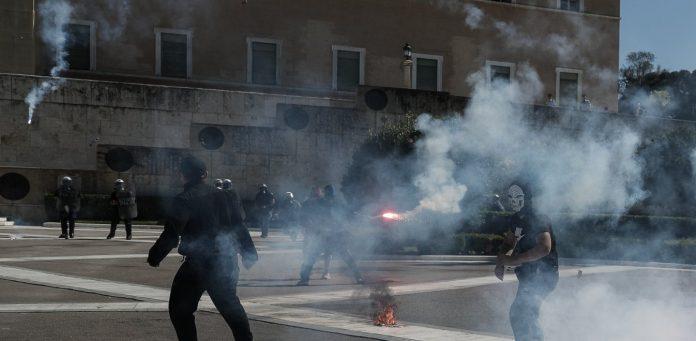 Συλλαλητήριο φοιτητές στην Αθήνα