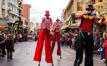 Καρναβάλι Ηράκλειο Κρήτης
