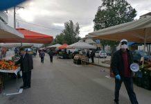 λαϊκές αγορές στη Πάτρα τα Σάββατα