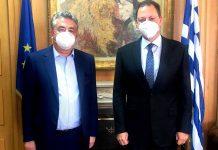 Λιβανός με αρναουτάκη για βοσκοτόπια Κρήτης