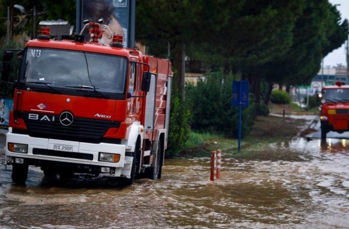 νεκρός πυροσβέστης στην αλεξανδρούπολη
