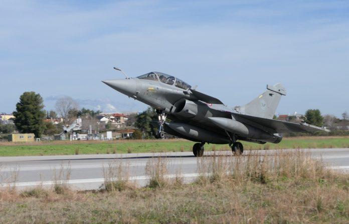 πολεμική αεροπορία 4 Rafale