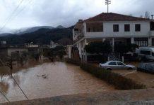 πλημμύρες στην Σάμο