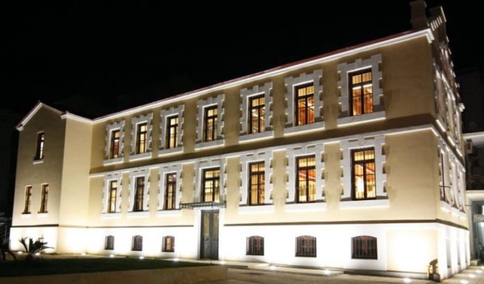 βιβλιοθήκη,αλεξανδρούπολη