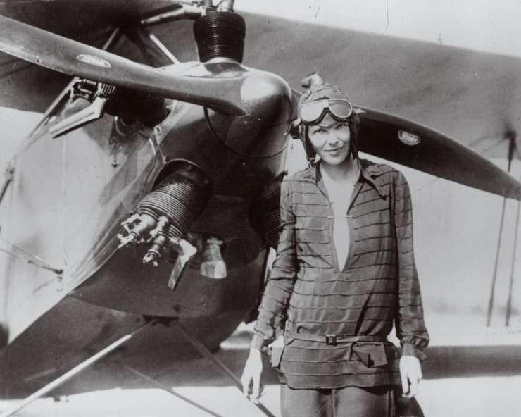 Amelia Earhart (1920)