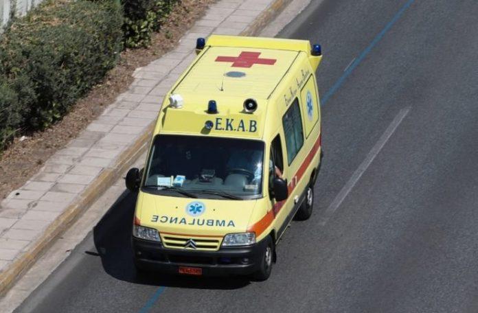 αυτοκίνητο έπεσε στη θάλασσα στο Λαύριο