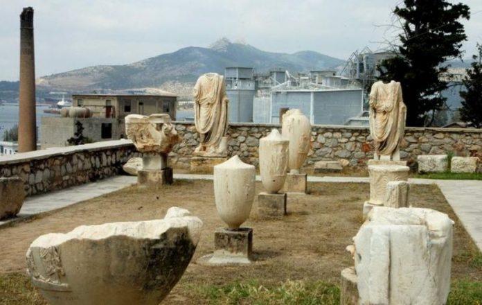 Πολιτιστικής Πρωτεύουσας της Ευρώπης «ELEUSIS»