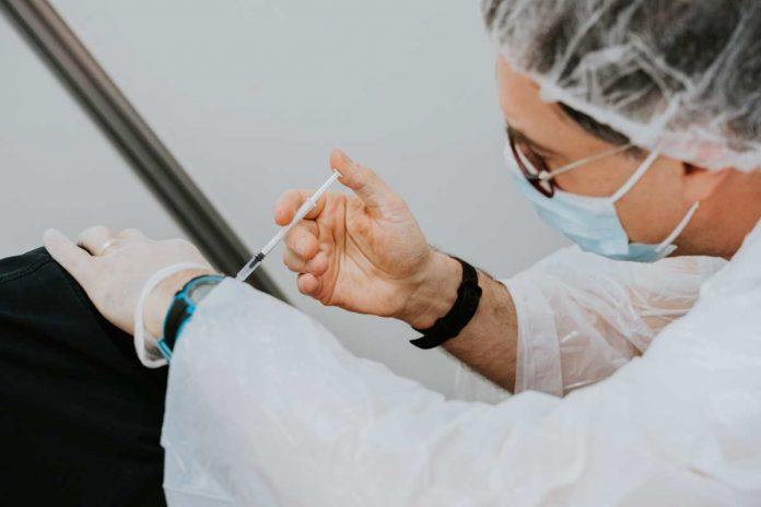 εμβολιασμός της Astrazeneca
