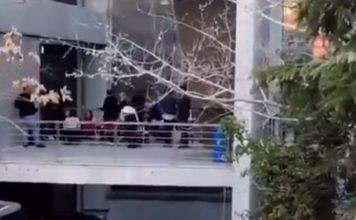 Πάρτι κορονοϊού σε κτίριο της Helexpo με εργαζόμενους του ΕΟΔΥ