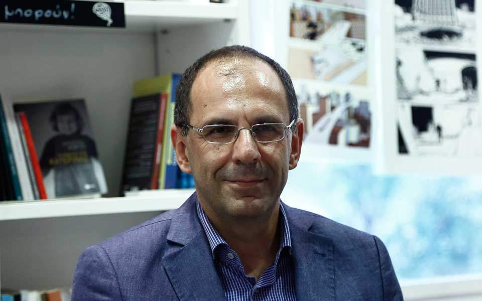 υπουργός Επικρατείας, Γιώργος Γεραπετρίτης