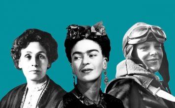 Γυναίκες πρότυπα που άλλαξαν τον κόσμο