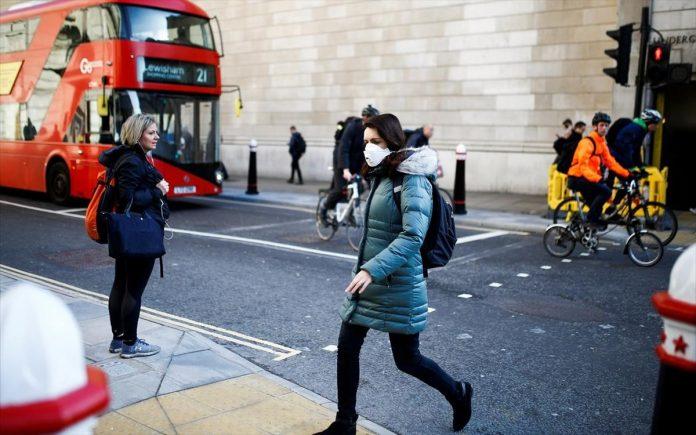 Πανδημία στο Λονδίνο