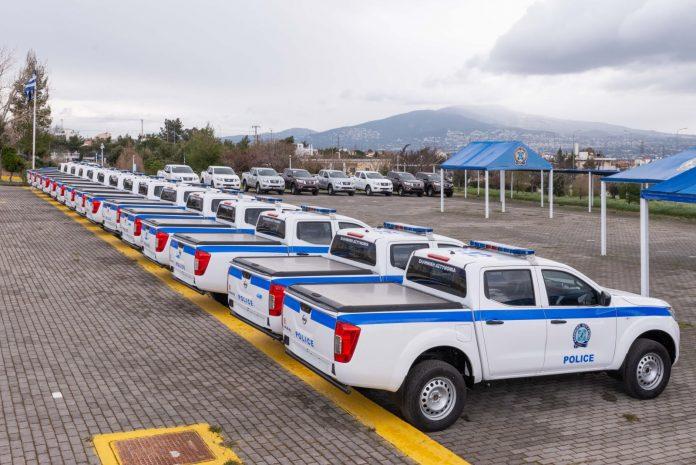 Νέα οχήματα σε περιφέρειες