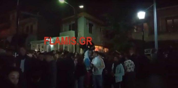 Καρναβαλίστικο πάρτι στην Πάτρα