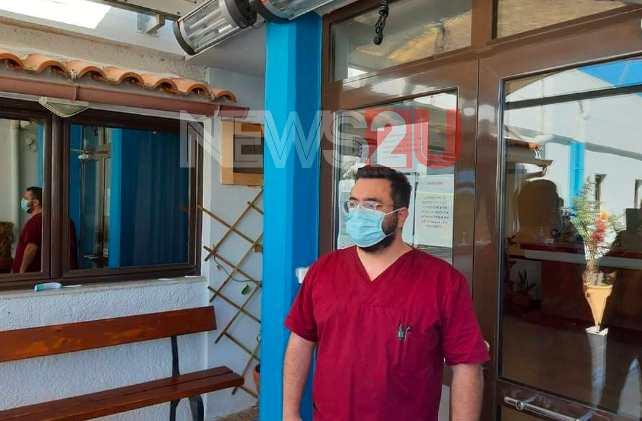 Ο γιατρός που επανέφερε στη ζωή το αγοράκι στο Ηράκλειο