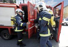 Σε επιφυλακή πυροσβεστική και αστυνομία μετά τον ισχυρό σεισμό