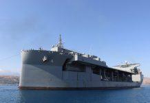 Κορύσματα σε πολεμικό πλοίο
