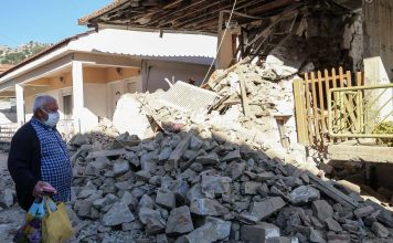 κατοικήσιμα σπίτια από το σεισμό στην Ελασσόνα