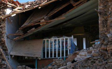 σεισμός Ελασσόνα καταστροφές