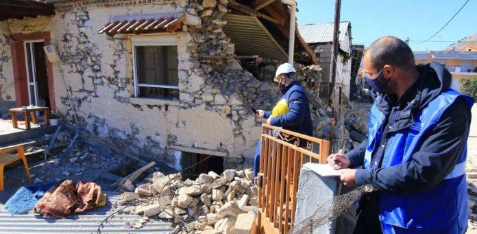 μεγάλωσε η απόσταση Λάρισα - Τρίκαλα λόγω του σεισμού
