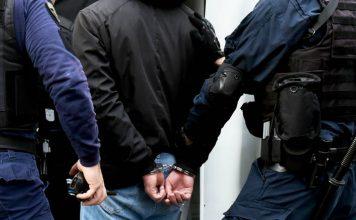 Σύλληψη στην Κηφισιά