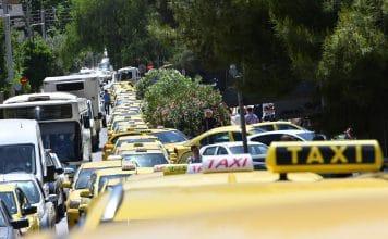 Έρχονται κινητοποιήσεις ταξί