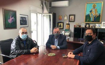 Κυριακίδης, συνάντηση για πανδημία