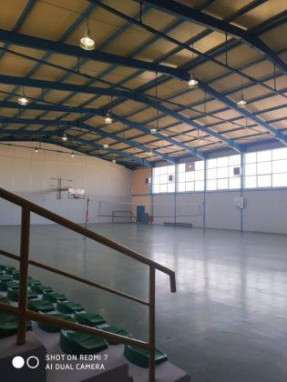 αθλητικές εγκαταστάσεις, Μαρώνεια