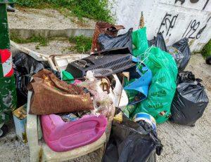 εθελοντές, καθαρισμός Καβάλας