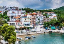 Θάσος, τουριστική ανάπτυξη