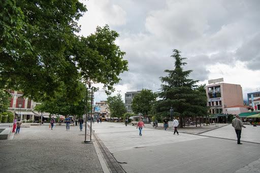 κεντρική πλατεία κομοτηνής