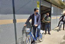 Δημαρχος αγρινίου ηλεκτρικο ποδήλατο