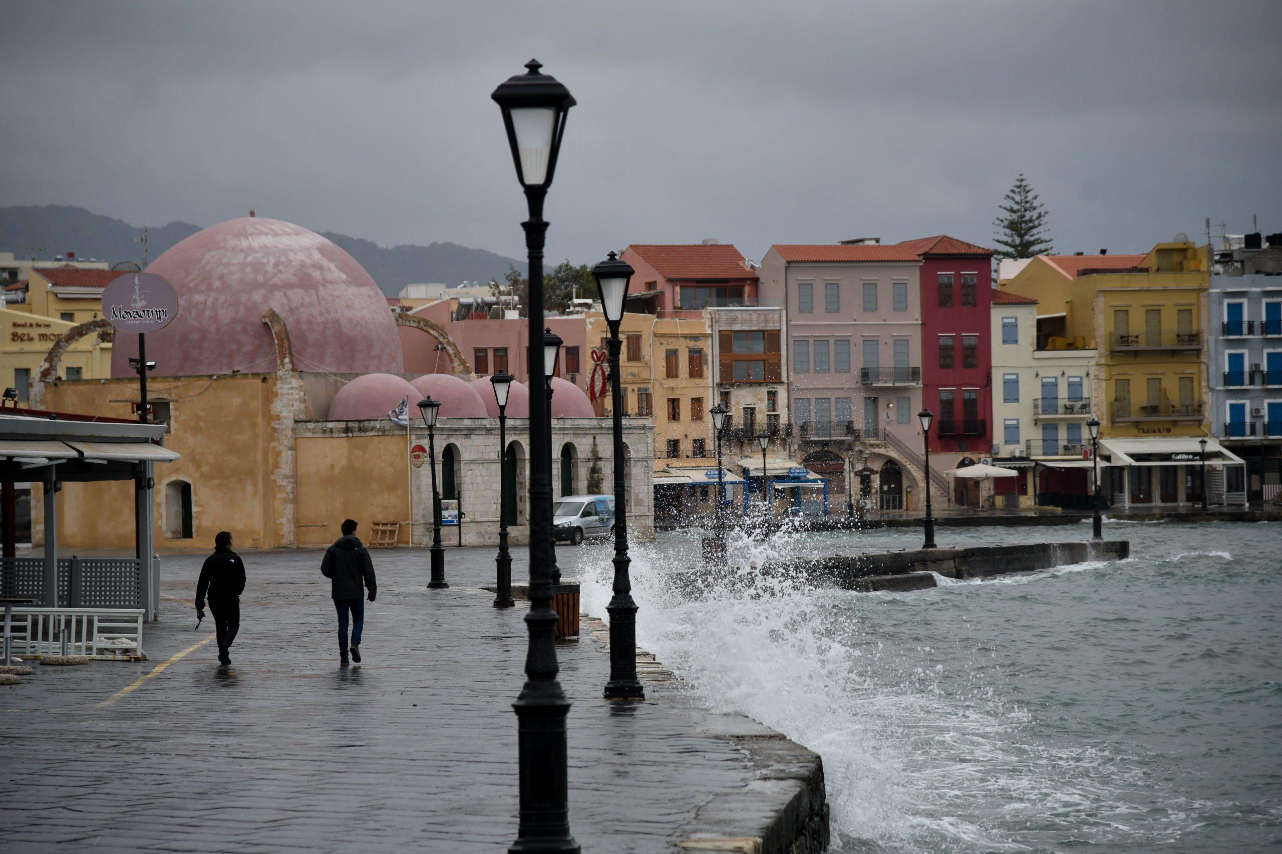 Αλλαγή καιρού στην Κρήτη