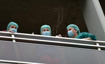 Θετικοί στον κορονοϊό νοσηλευτές