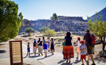 Τουρίστας στην Κρήτη με κορονοϊό