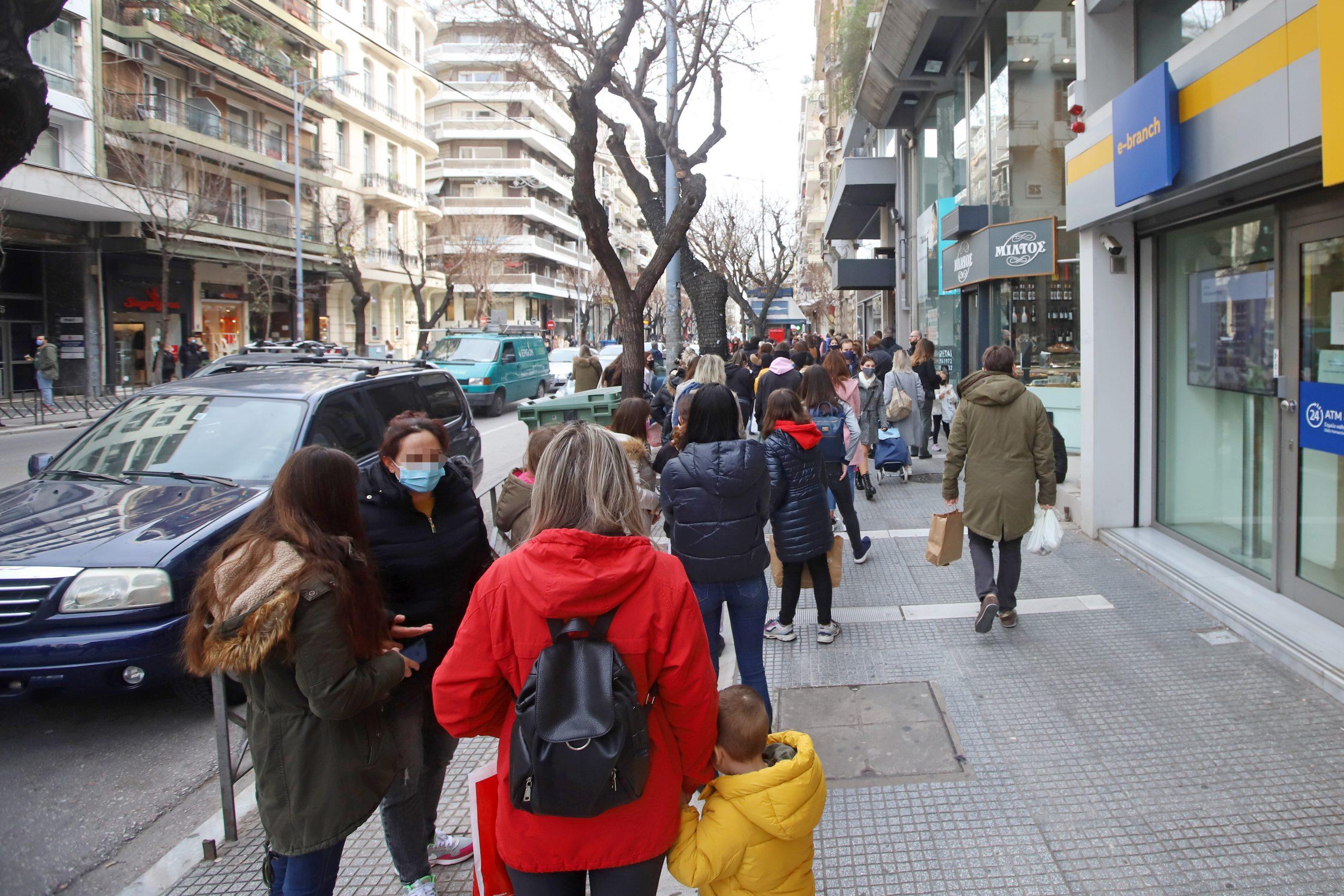 Άνοιγμα καταστημάτων σε Θεσσαλονίκη