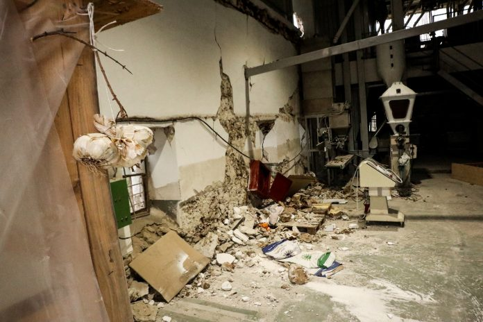 Σεισμός Λάρισα