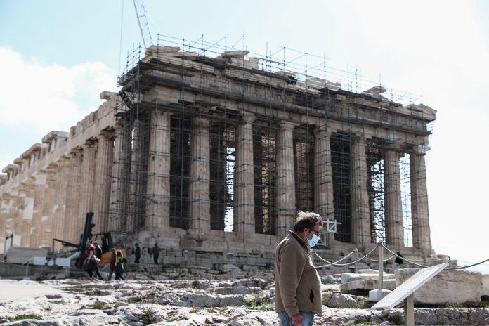 Αρχαιολογικό χώρος Ακρόπολης