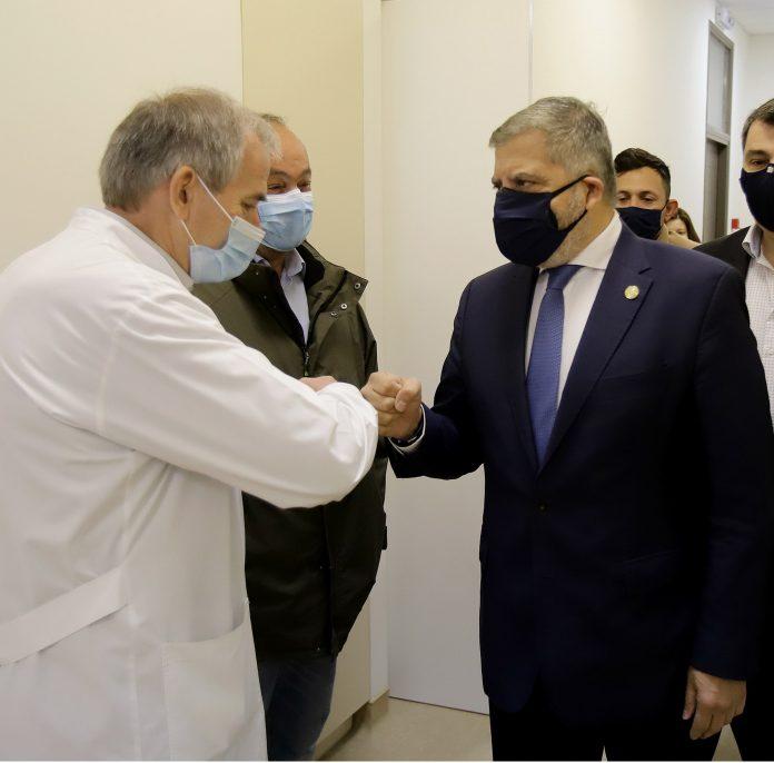 ο ξενώνας για την φιλοξενία συγγενών των ασθενών