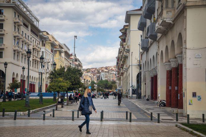 Άνοιγμα καταστημάτων Θεσσαλονίκης