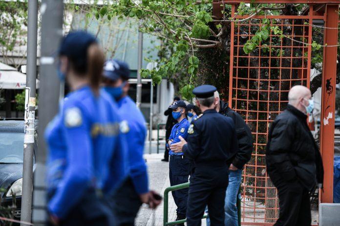 Αστυνόμευση στην πλατεία
