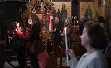 ανοιχτές εκκλησίες το Πάσχα